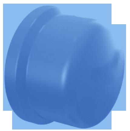 CAP IRRIGAÇÃO PVC