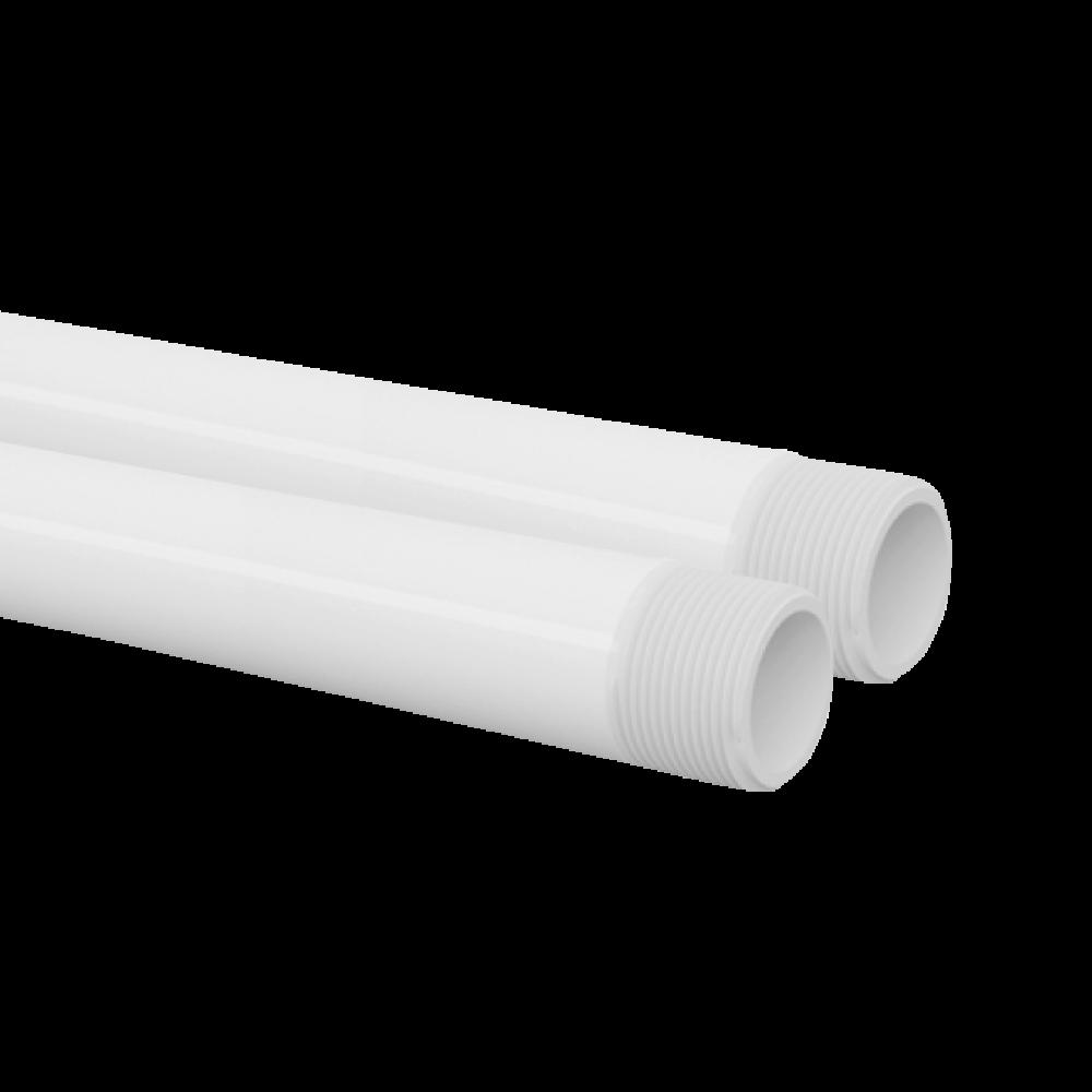 TUBO ROSCÁVEL PVC